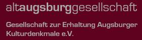 Altaugsburggesellschaft e.V. Logo